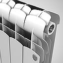 Биметаллический радиатор Royal Thermo  100/500 Россия, фото 3