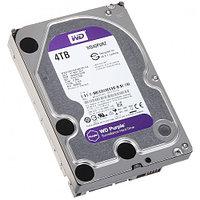 "Жёсткий диск WD Purple™ WD40PURZ 4ТБ 3,5"" 5400RPM 64MB (SATA-III) DV&NVR"