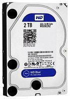 "Жёсткий диск WD Blue™ WD20EZRZ 2ТБ 3,5"" 5400RPM 64МB (SATA-III)"