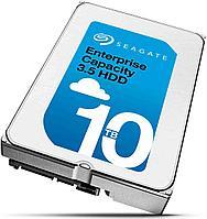 Жесткий диск Exos X10 HDD 10Tb Seagate Enterprise Capacity 512E ST10000NM0096