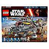 Lego Star Wars Шагающий штурмовой вездеход AT-TE Рекса 75157