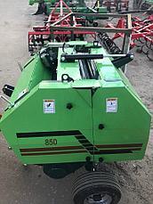 Пресс-подборщик 0850 ППР,навесной (для сена), фото 2