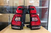 Задние фонари на Toyota Land Cruiser Prado 2018-20, фото 1