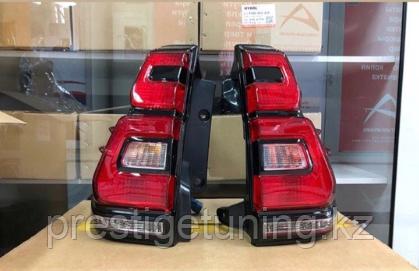 Задние фонари на Toyota Land Cruiser Prado 2018-20