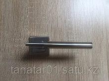 Дверная ручка Зубер F606 серебро