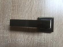 Дверная ручка Зубер F801 бронза