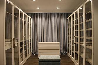 Шкафы с крашенными фасадами