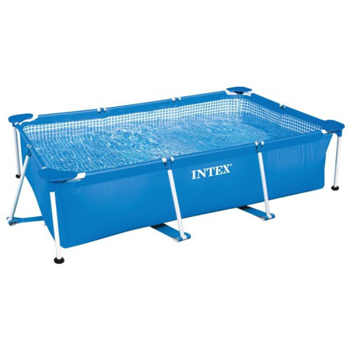 "Каркасный бассейн ""Intex Small Frame Pool"" (220* 150* 60 см) 28270"