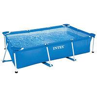 "Каркасный бассейн ""Intex Small Frame Pool"" (220* 150* 60 см) 28270"