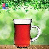 Pasabahce Турецкие стаканы для чая с ручкой 6 шт