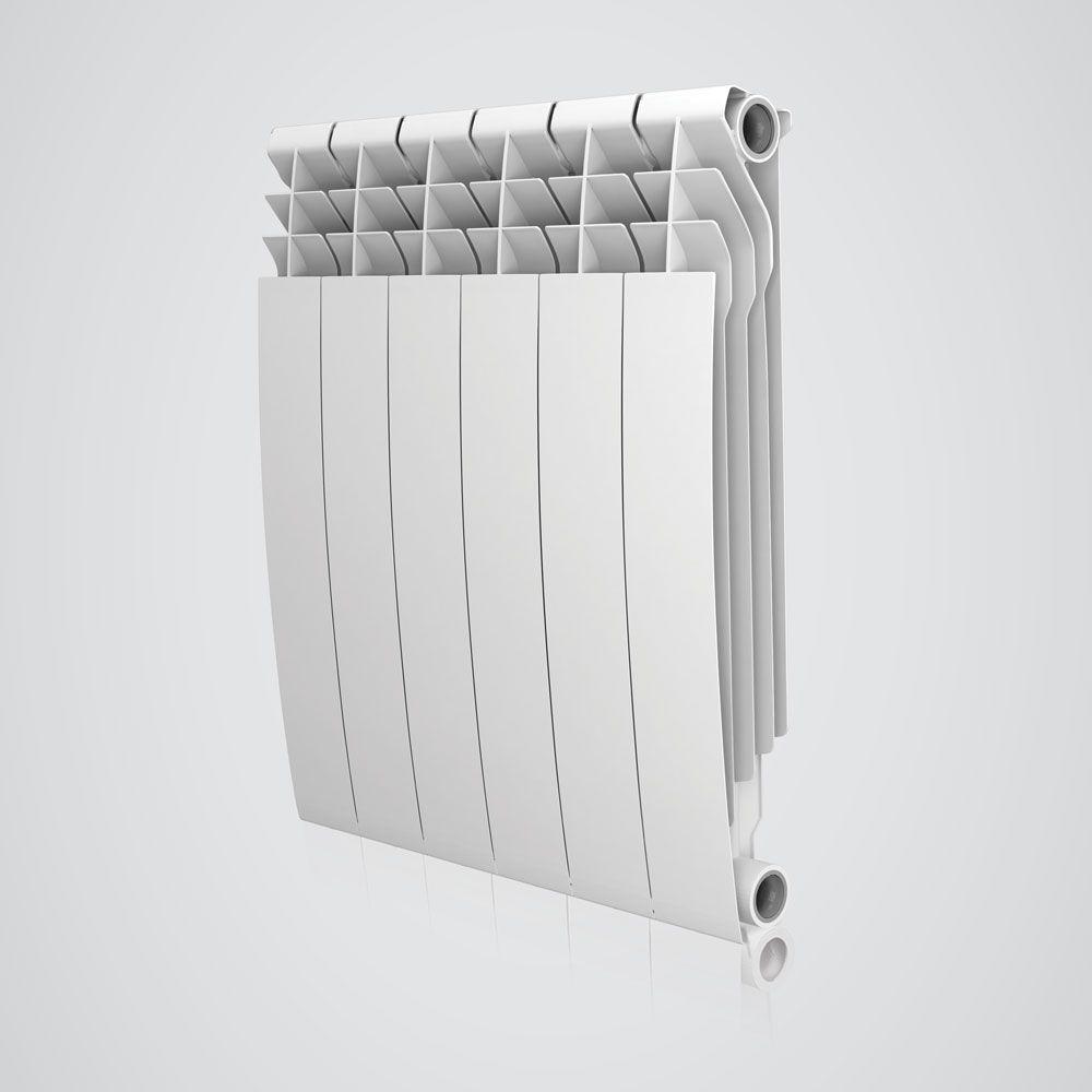 Биметаллический радиатор Royal Thermo  80/500 Россия