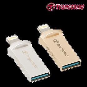 USB Флеш для Apple Transcend JetDrive Go 500 TS64GJDG500G 64GB