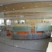 Офисные перегородки из стекла, фото 3