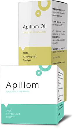 Апиллом – комплекс от папиллом