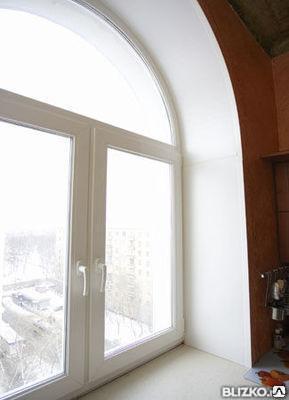 Ламинированные откосы для любых типов окон, фото 2