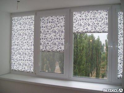 Жалюзи на окна в ассортименте, большой выбор изделий
