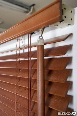 Жалюзи бамбук, стильно и практично