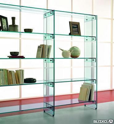 Изделия из закаленного стекла Витрины, изготовим, доставим, установим, фото 2