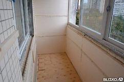 Утепление балкона, термоизоляция, шумоизоляция, работы под ключ
