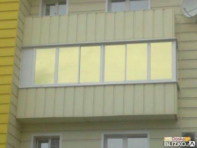 Тонировка балконов, фото 2