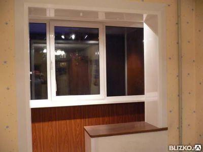 Объединение балкона, фото 2