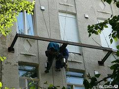 Новый балкон, изготовление и монтаж конструкций