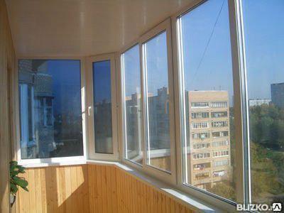 Теплый балкон многокамерный ПВХ профиль, теплоизоляция, шумозащита, фото 2