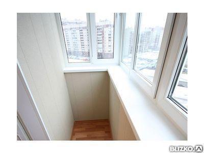 Отделка балконов современными и экологичными материалами
