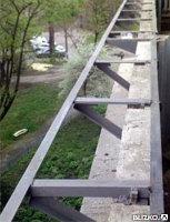 Выносы для балконов