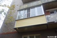 Балконы без выноса