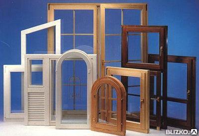 Фигурные окна изготовление доставка монтаж, фото 2