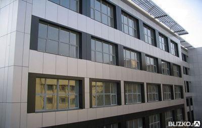 Вентилируемые фасады Alutech система ALT150