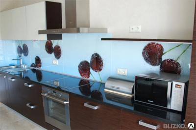 Кухонный фартук, оформление, фотопечать, фото 2