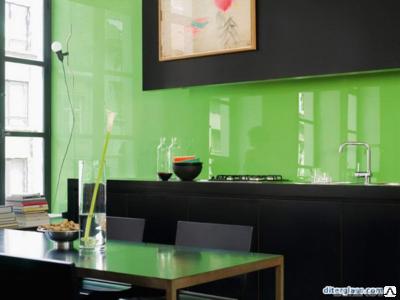Кухонный фартук стеклянный с доставкой и монтажом