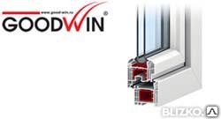 Окна Goodwin трехкамерная система Goodwin583 под ключ, фото 2