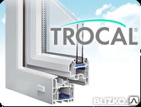 Окна TROCAL профильная система InnoNova_70.M5 пятикамерная