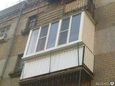 Выносные конструкции для балконов и лоджий, фото 2