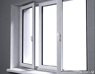 Пластиковые окна ведущих производителей под ключ, фото 2