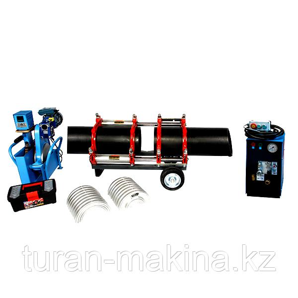 Сварочный аппарат стыковой сварки Turan Makina AL 250