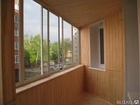 Отделка лоджий деревом, внутренняя отделка балконов и лоджий вагонкой