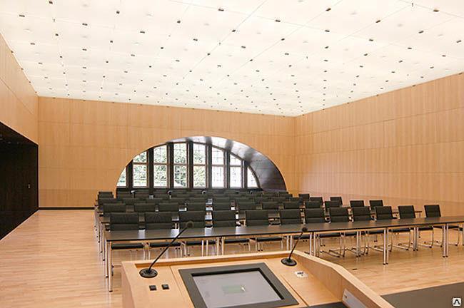 Стеклянный потолок с подсветкой GM SOB
