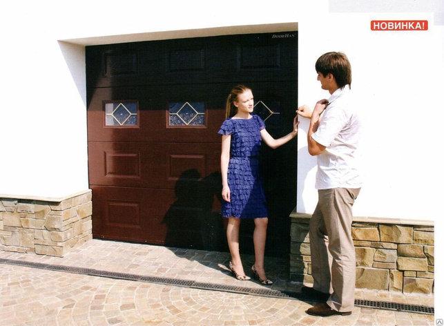 Ворота для гаража секционные, фото 2
