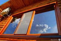 Балкон алюминиевый теплый