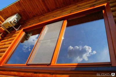 Балкон алюминиевый теплый, фото 2