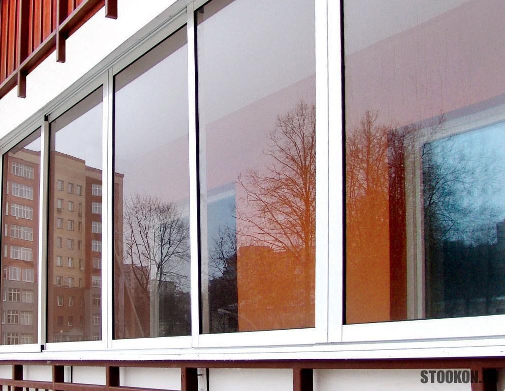 """"""" Холодное"""" остекление балконов"""