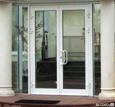 Дверь двухстворчатая, фото 2