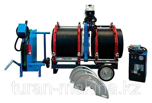 Сварочный аппарат стыковой сварки Turan Makina AL 500