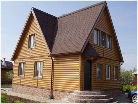 Многощипцовая  крыша, фото 2
