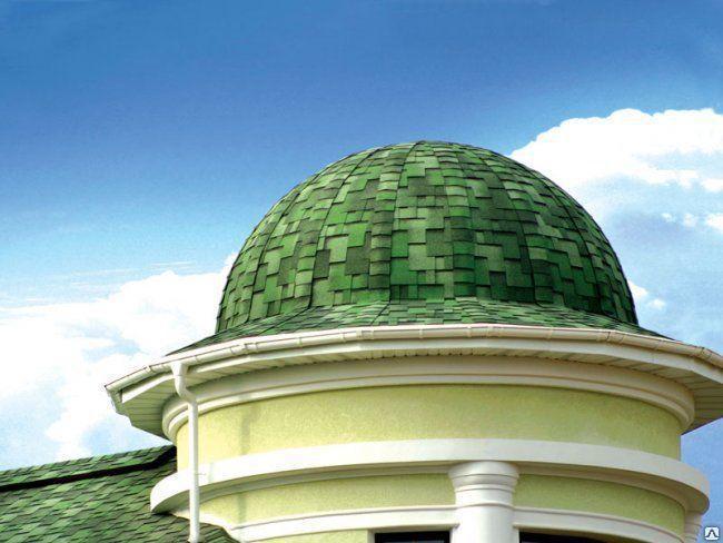 Сферическая крыша