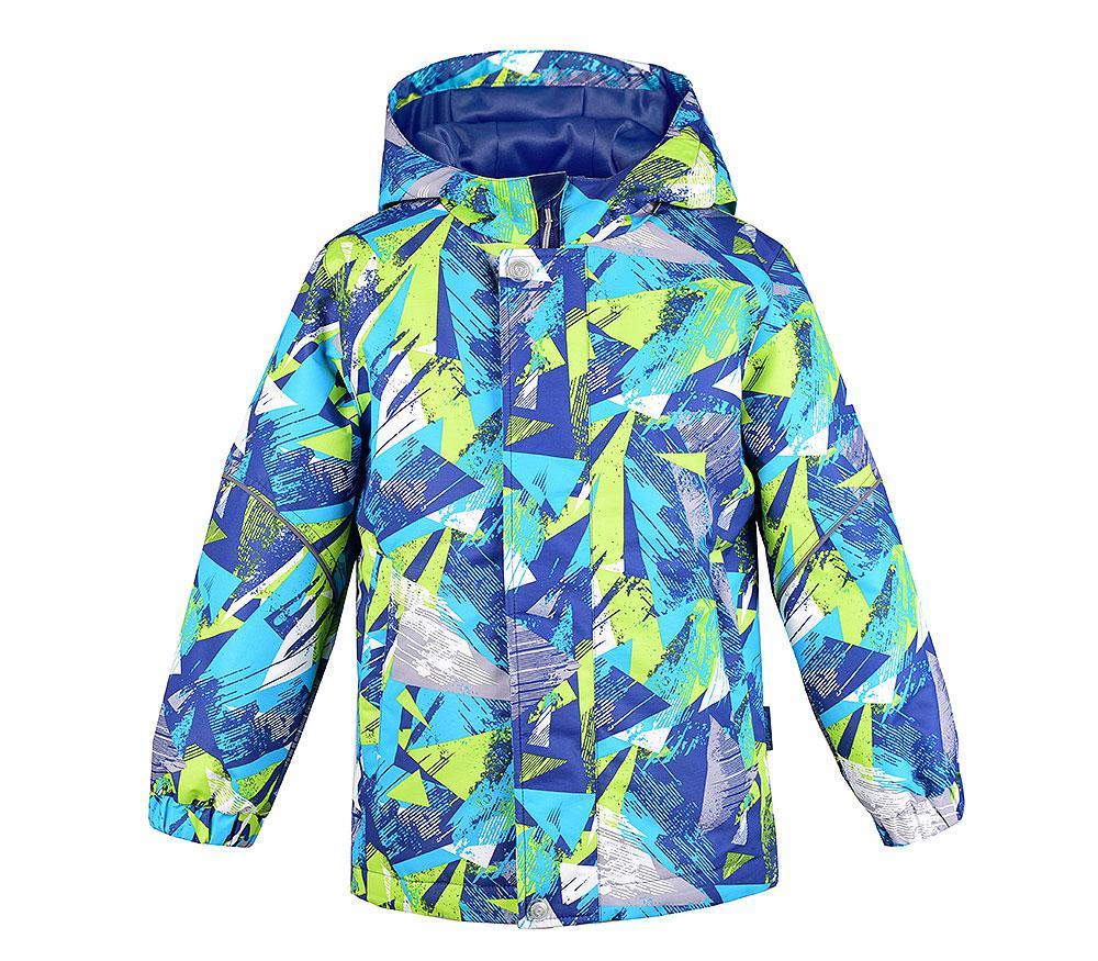 Демисезонная куртка для мальчиков Crockid